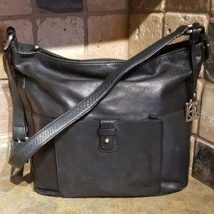 Giani Bernini Napa Leather Hobo Purse